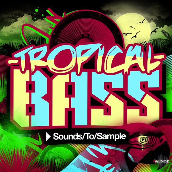 Download Sounds To Sample Tropical Bass WAV MiDi Maschine