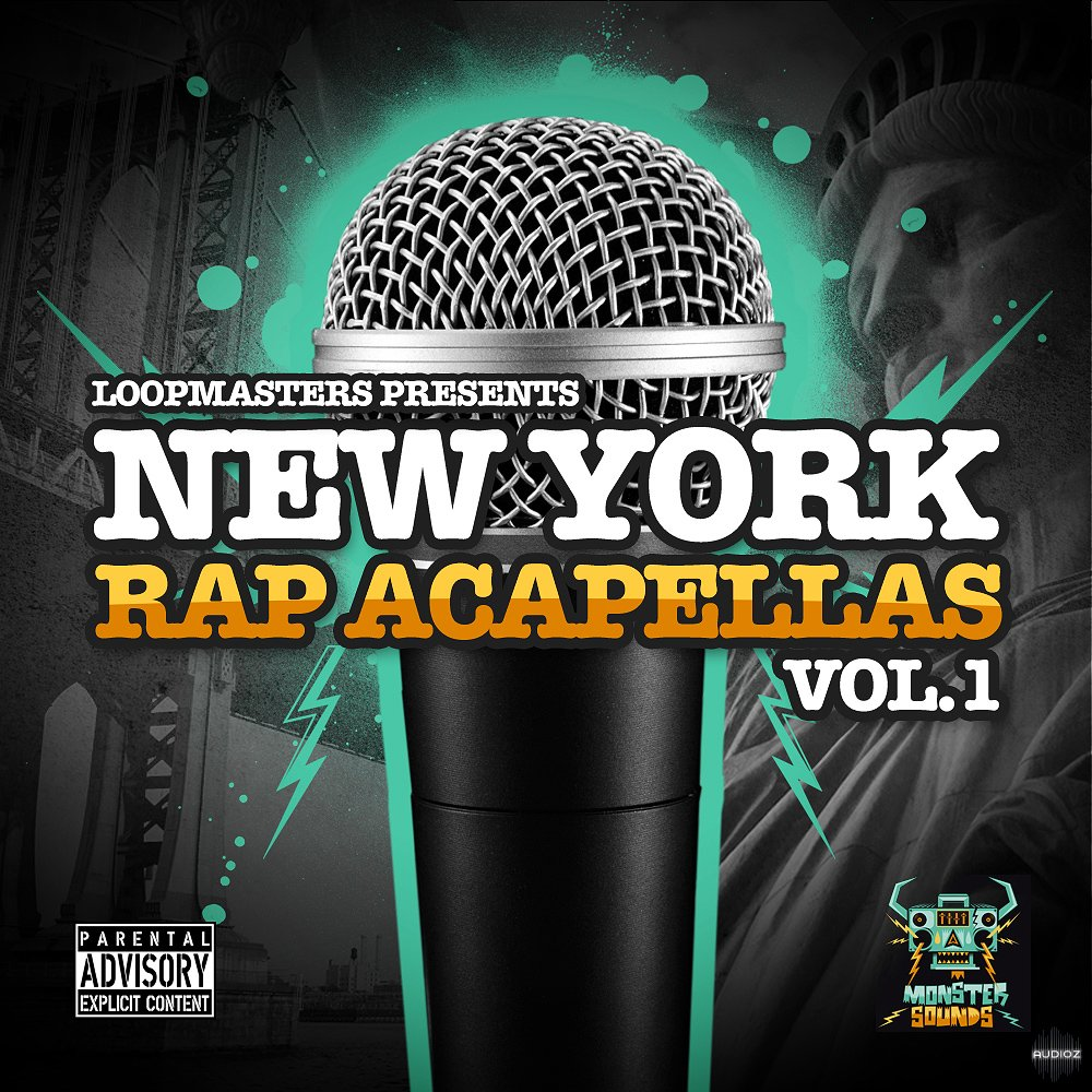 Download Loopmasters Monster Sounds New York Rap Acapellas ...