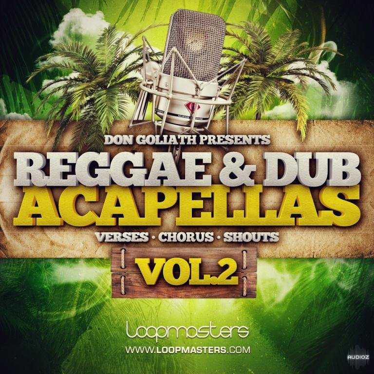 Download Loopmasters Don Goliath Reggae and Dub Acapellas ...