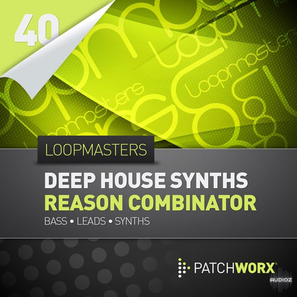 Deep House Synths RAW LOOPS Beatport Sounds