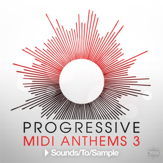 Samples Anthemic Electro WAV MiDi-MAGNETRiXX