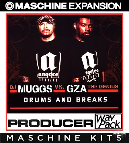 Download Muggs And Gza Drums Amp Breaks Maschine Kit 187 Audioz