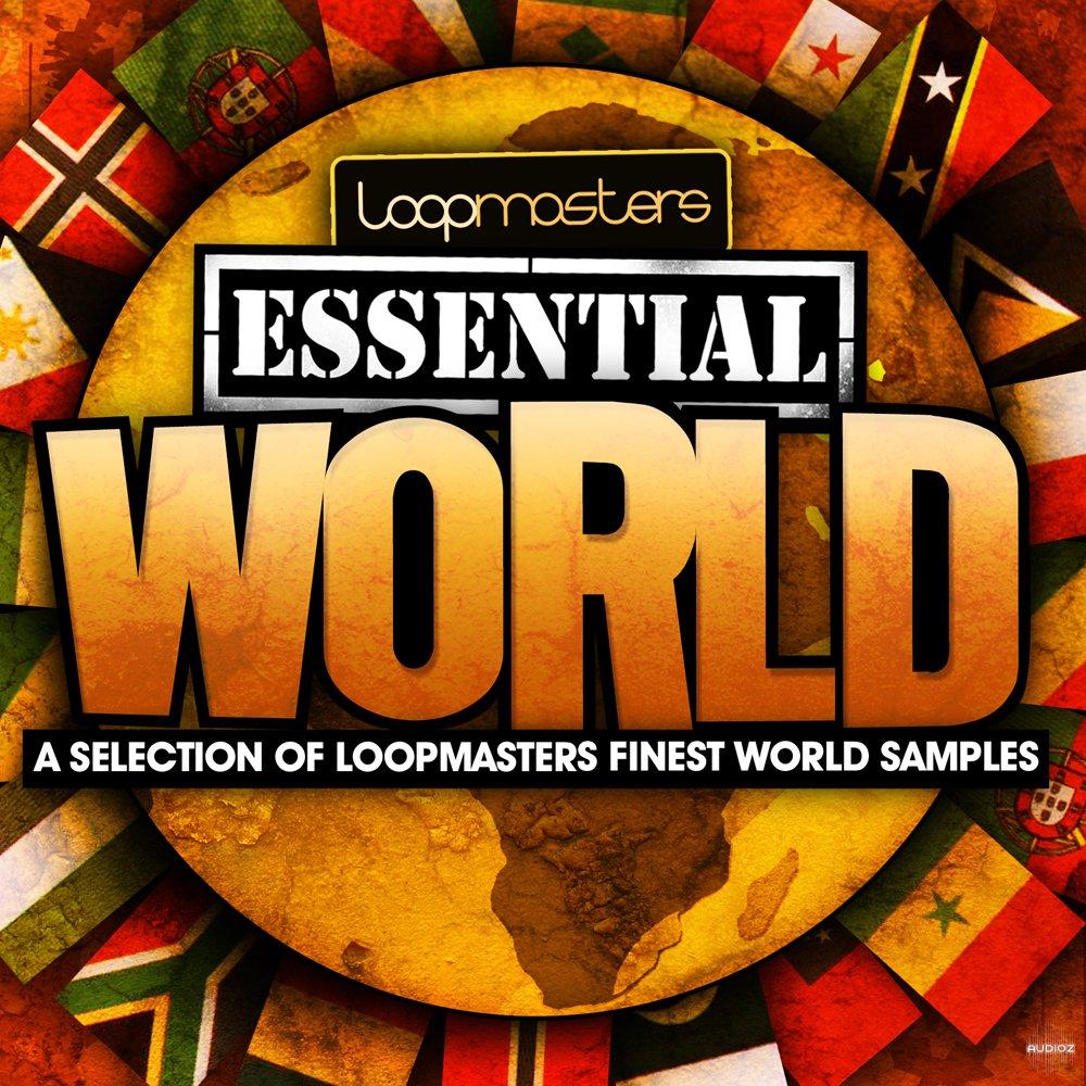 Download Loopmasters Essentials 15 World WAV » AudioZ