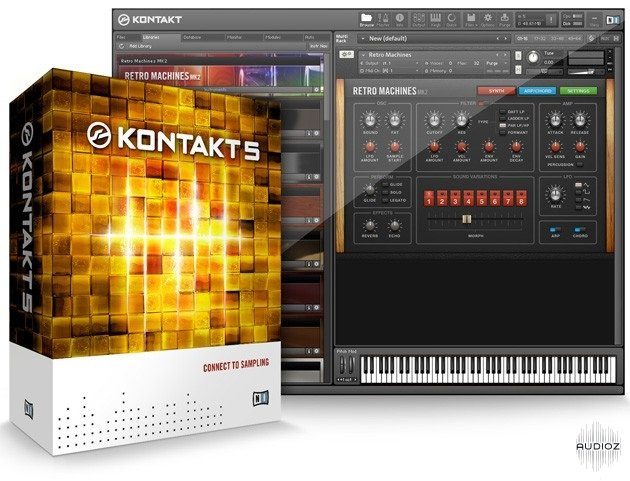Download Native Instruments Kontakt 5 Factory Library