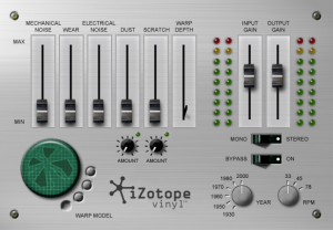 Download Izotope Vinyl V1 73b Vst Win Mac Incl Serial