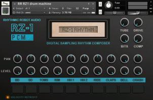 rhythmic robot audio - loopscape vinyl