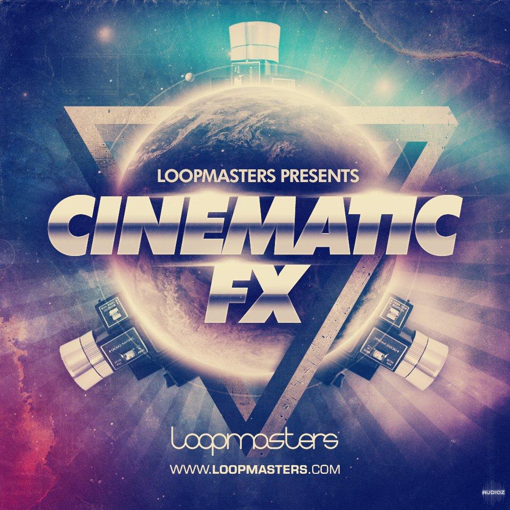 Download Loopmasters Cinematic FX MULTiFORMAT » AudioZ