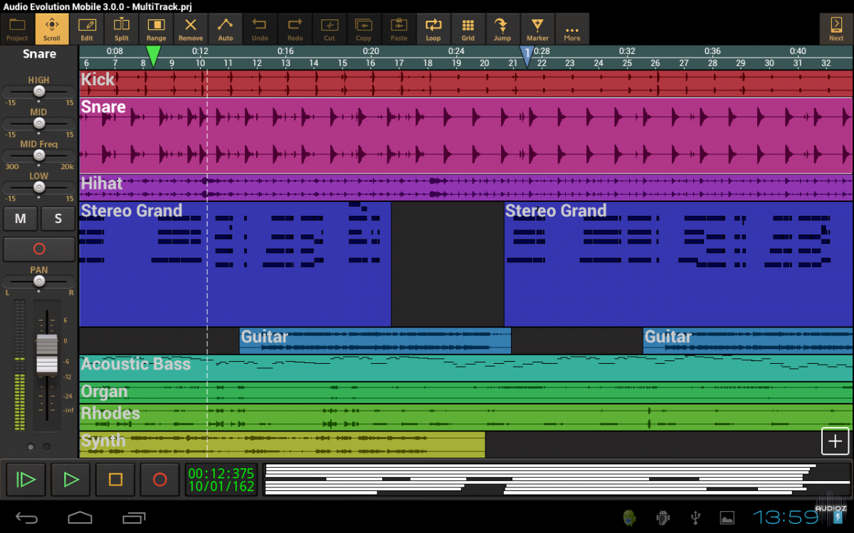 Download eXtream Audio Evolution Mobile v3 6 3 ANDROiD-P2P