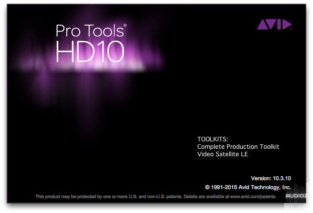 Pro Tools Hd 7.2.1cs3 For Mac