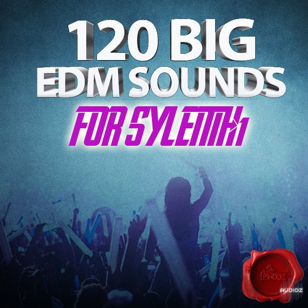 Download Fox Samples 120 Big EDM Sounds For Sylenth1 FXB