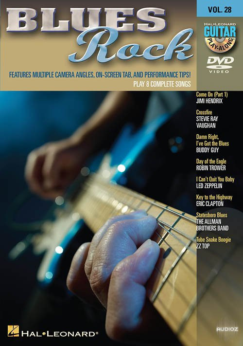 Download Hal Leonard - Guitar Play Along Volume 28 - Blues