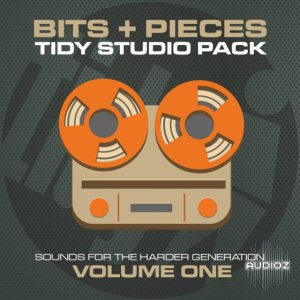 Tidy Trax Tidy Bits and Pieces (Vol.1) WAV MiDi REX Sylenth-AUDIOSTRiKE 180907