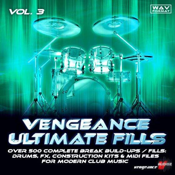 Download reFX Vengeance Ultimate Fills vol 3 WAV MiDi » AudioZ