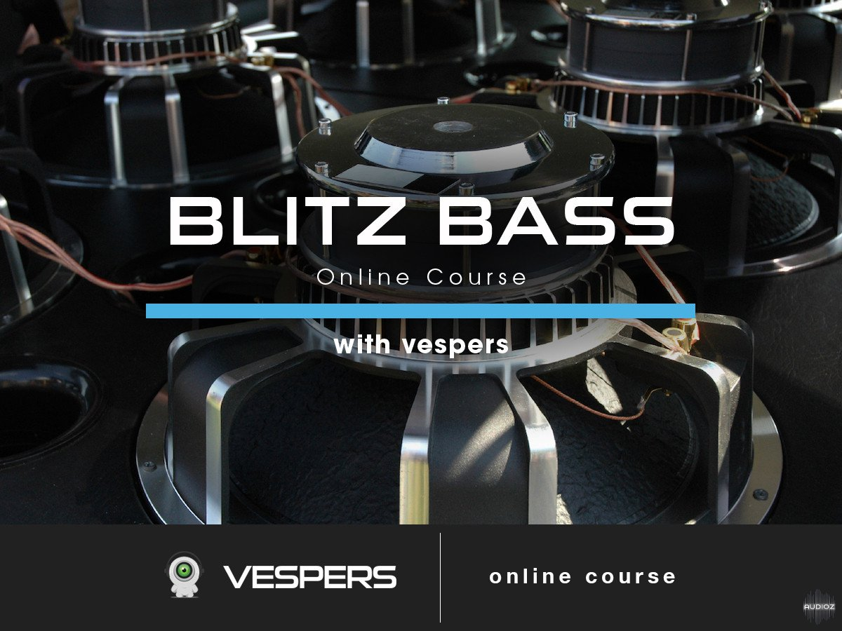Download Vespers - Blitz Bass Sound Design Ultra Class