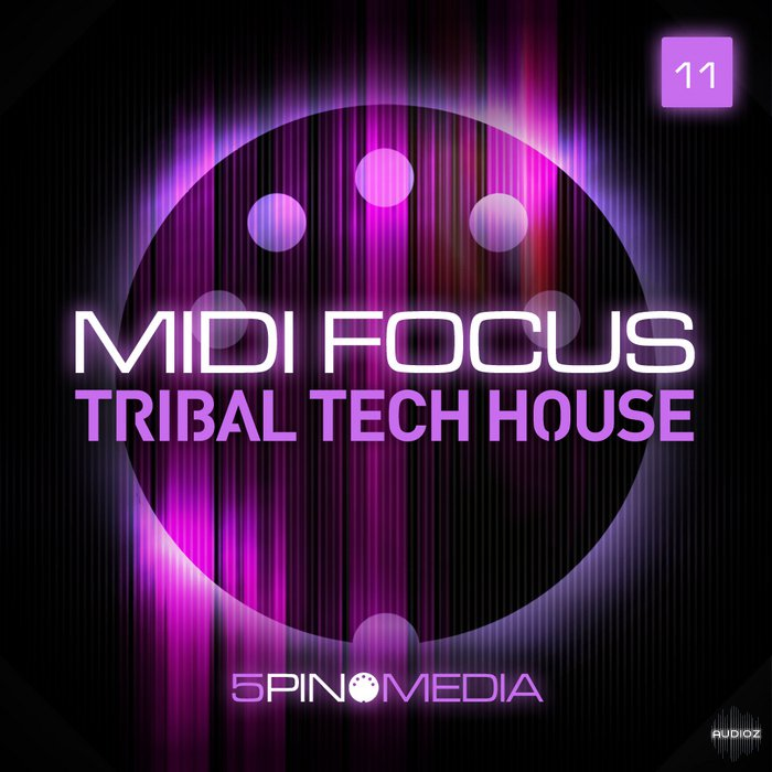 Download 5pin media midi focus tribal tech house for Tribal house music 2015