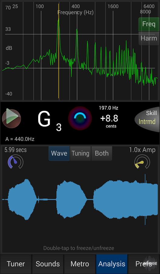 Download Sonosaurus TonalEnergy Tuner v1 0 1 Android-P2P » AudioZ