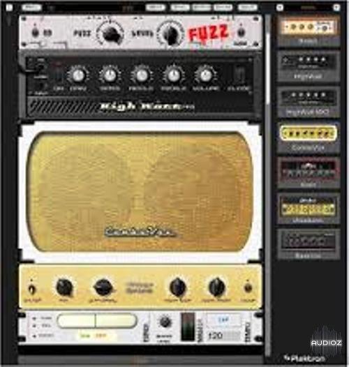 download plektron guitar amp standalone vst v1 2 assign audioz. Black Bedroom Furniture Sets. Home Design Ideas