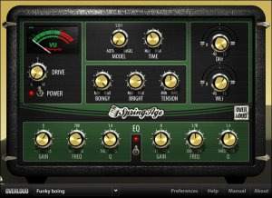 Overloud SpringAge v1.5.4 Incl Patched and Keygen (WiN and OSX)-R2R screenshot