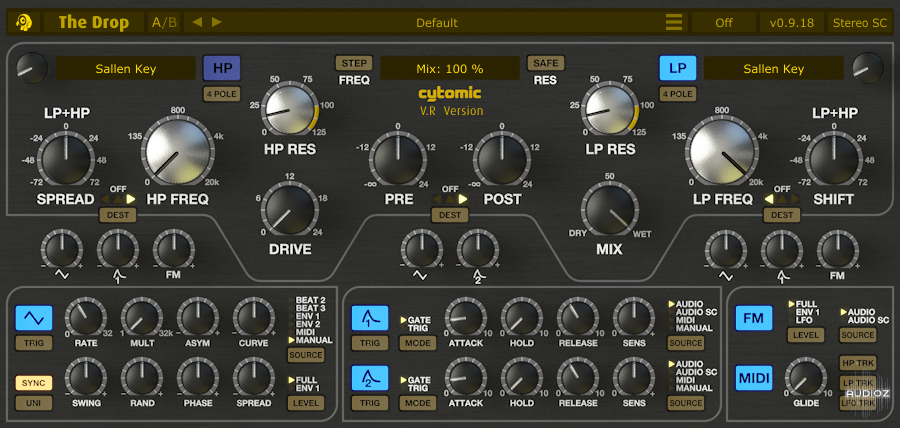 Download Cytomic The Drop 0 9 18 VST PATCHED » AudioZ