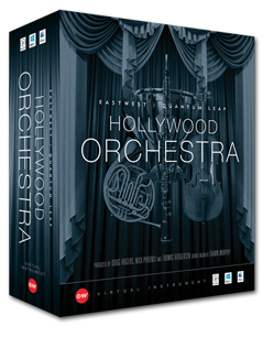 Download EWQL Hollywood Orchestra Gold (Uncracked) » AudioZ
