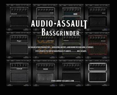 audio assault grind machine скачать