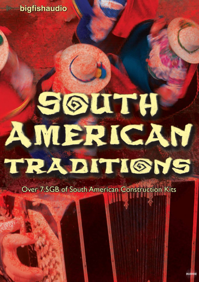 Download big fish audio south american traditions for Big fish audio