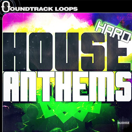Download soundtrack loops hard house anthems acid wav aiff for Acid house anthems