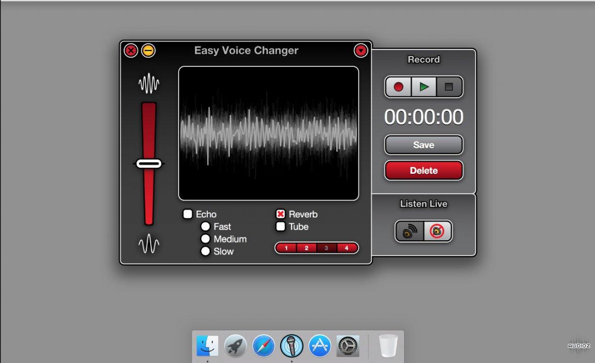 Download Easy Voice Changer 1 0 3 Mac OSX » AudioZ