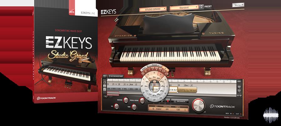 crack toontrack ezkeys grand piano