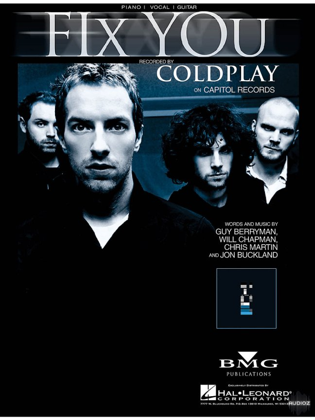 Download Coldplay Fix You Multitrack » AudioZ