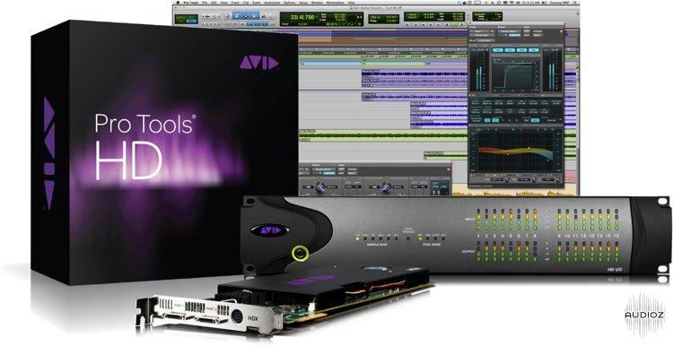 دانلود پرو تولز Avid Pro Tools HD v12.3.1 - ضبط و میکس فایل های صوتی