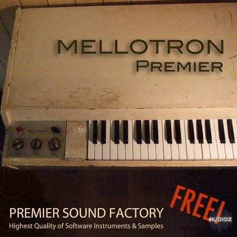 Download Premier Sound Factory - Mellotron Strings (KONTAKT