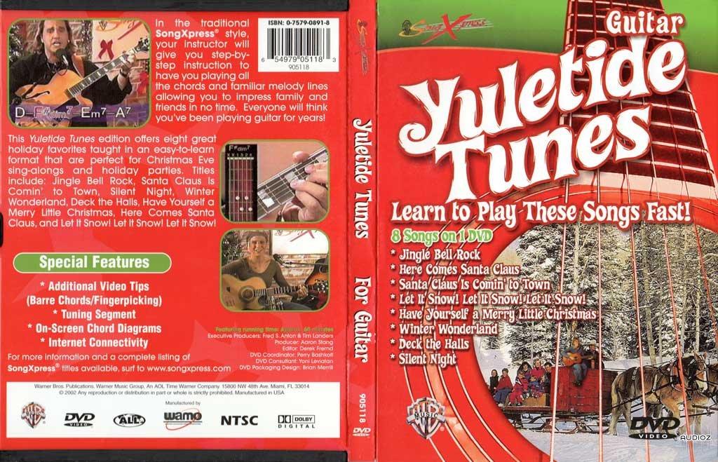 Download Songxpress Guitar Yuletide Tunes Audioz