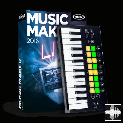 Magix music maker 22 серийный номер - c