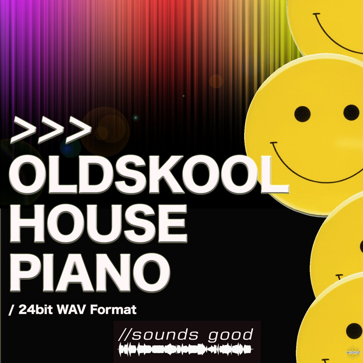 Download producerpack old skool house piano wav audioz for Old skool house music
