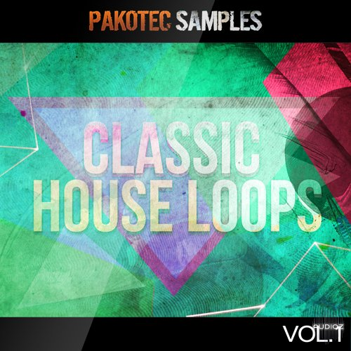 Download pakotec samples classic house loops vol 1 wav for Classic house volume 1