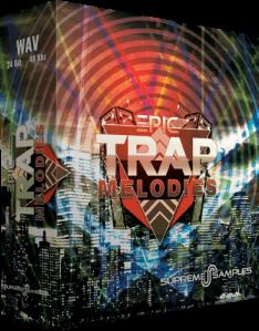 Supreme Samples Epic Trap Melodies WAV MiDi-DISCOVER screenshot