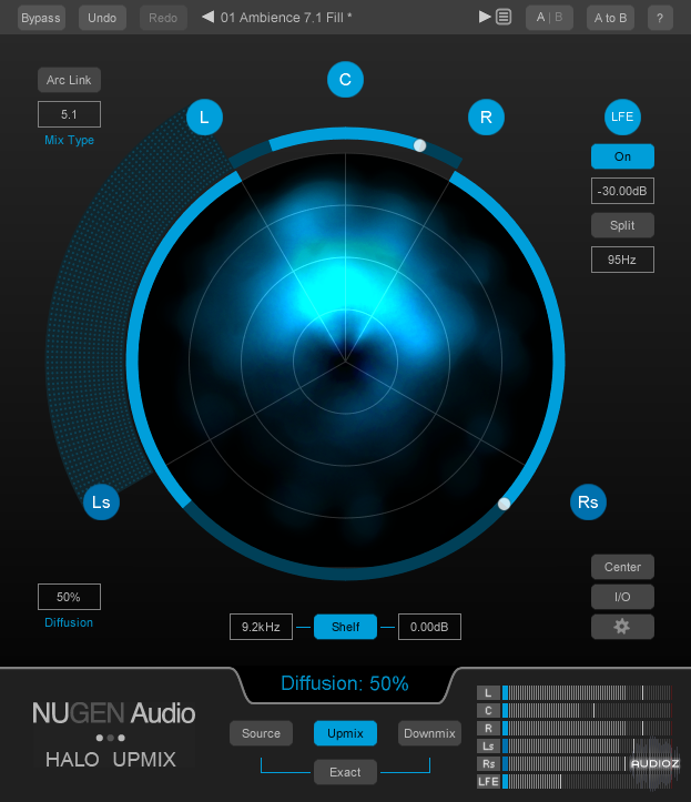 Waves DTS Neural Surround Collection (VST/AU/AAX)