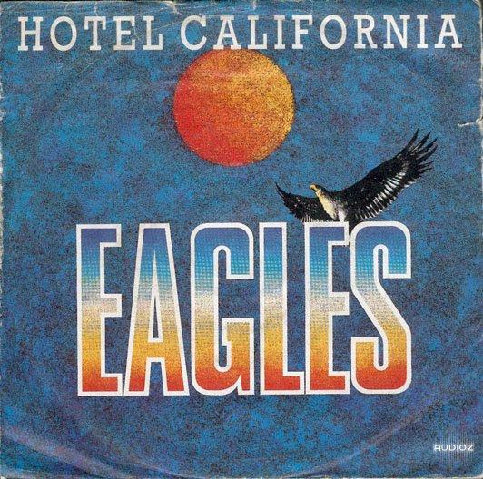 Eagles - Hotel California Multitrack (Flac)