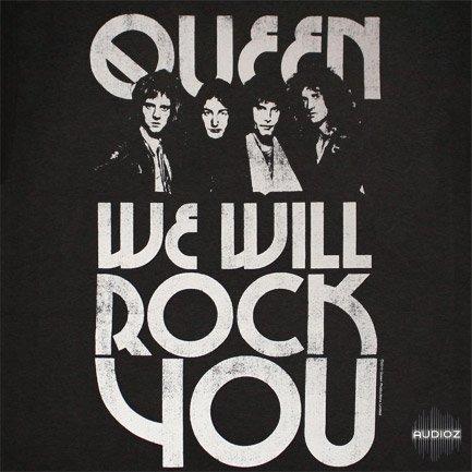 Download Queen - We Will Rock You - Multitrack WAV » AudioZ