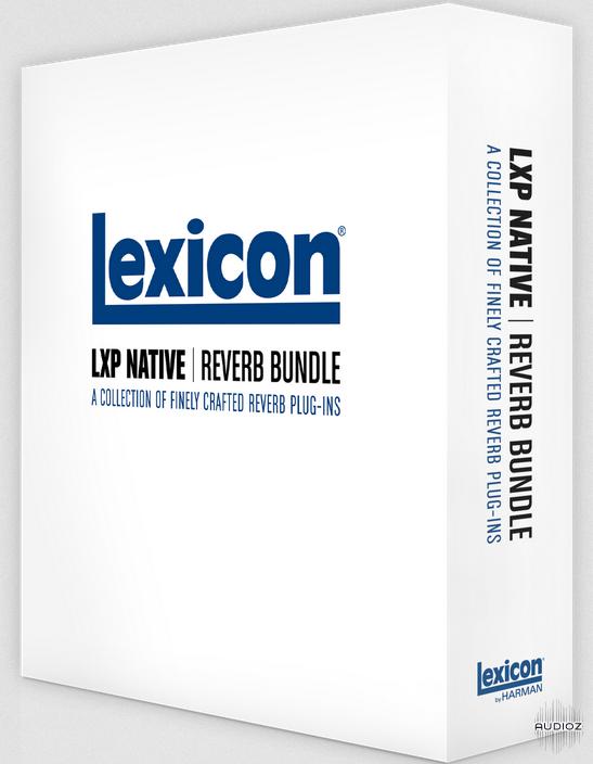 Download Lexicon LXP Native Reverb v 1 1 2 WIN-AudioUTOPiA » AudioZ