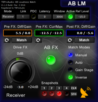 TBProAudio AB_LM v1.4.8 Incl Cracked and Keygen-R2R screenshot
