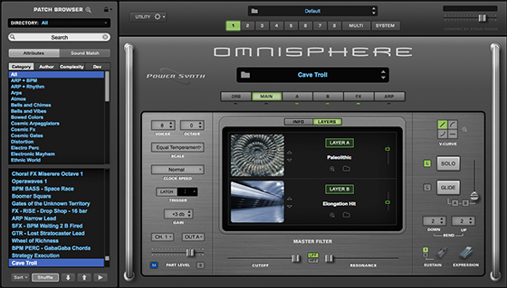 Spectrasonics Omnisphere v2.6 for Mac Review