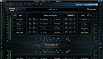 Blue Cat Audio Blue Cats PatchWork v1.74 Incl Keygen (WiN and OSX)-R2R screenshot