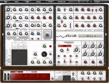 XILS-lab XILS4 v1.0.3 CE-V.R screenshot