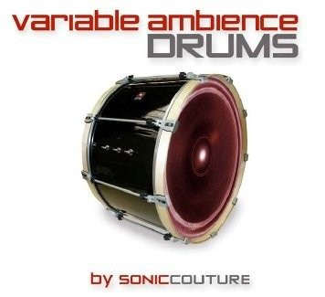 soniccouture variable ambience drums