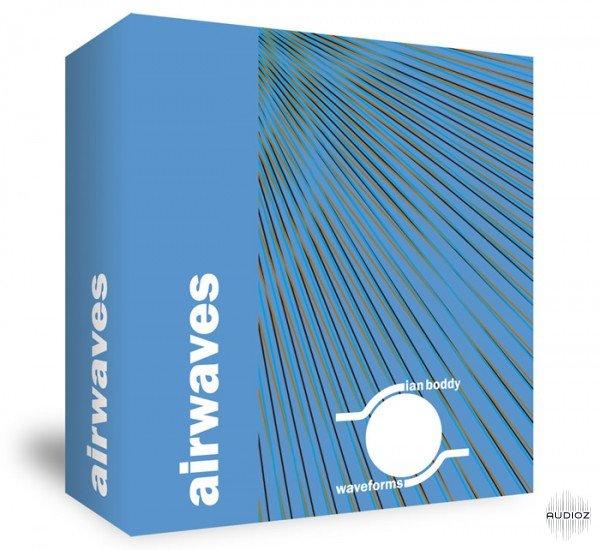 Download Ian Boddy Waveforms Airwaves KONTAKT WAV-DYNAMiCS