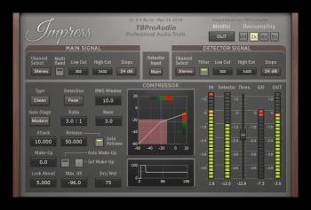 TBProAudio Impress v1.9.9 Incl Cracked and Keygen-R2R screenshot
