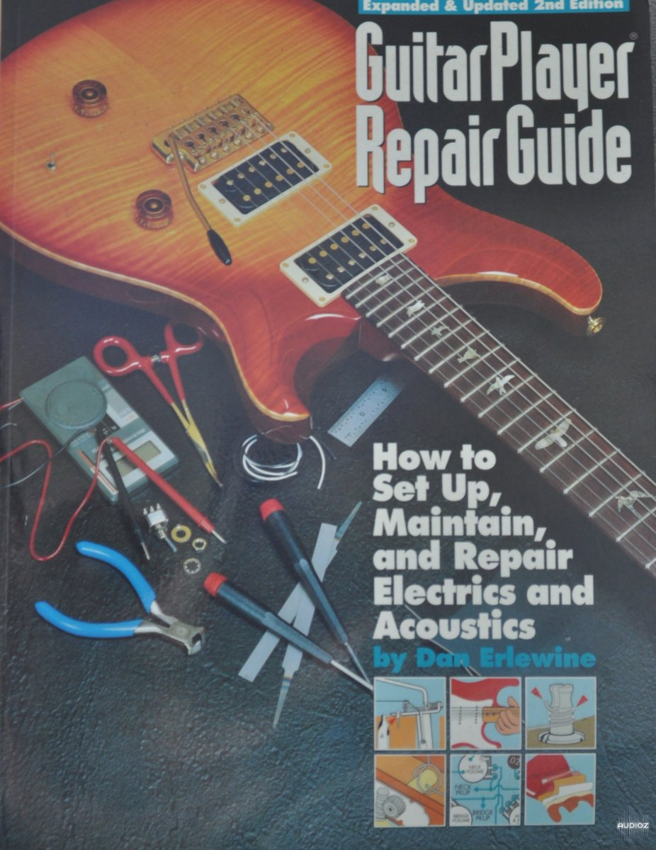 download dan erlewine guitar player repair guide 2nd edition audioz. Black Bedroom Furniture Sets. Home Design Ideas