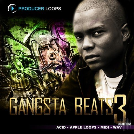 Download Producer Loops Gangsta Beats Vol 3 MULTiFORMAT